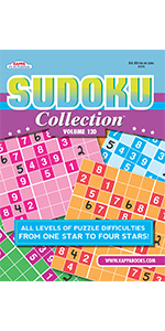 Sudoku Collection Puzzle Book