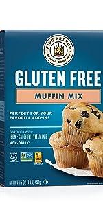 King Arthur Flour Gluten Free Muffin Mix
