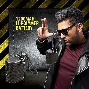 1200MAH Li-Polymer Battery