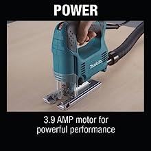 power AMP motor powerful performance corded wall plug
