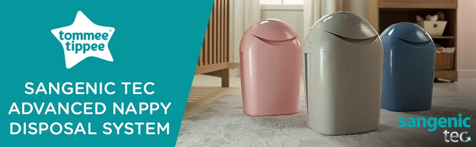 tommee tippee sangenic nappy disposal system instructions