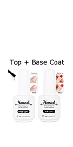 top base coat gel polish