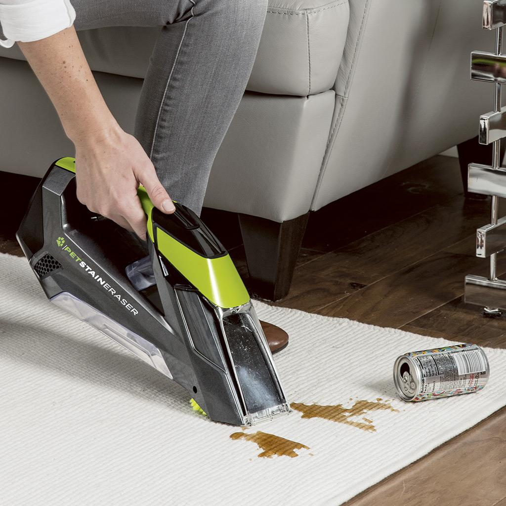 Amazon Com Bissell Pet Stain Eraser Cordless Portable