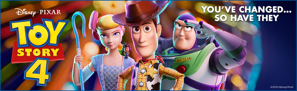 Disney & Pixar's Toy Story 4 (DVD) Review
