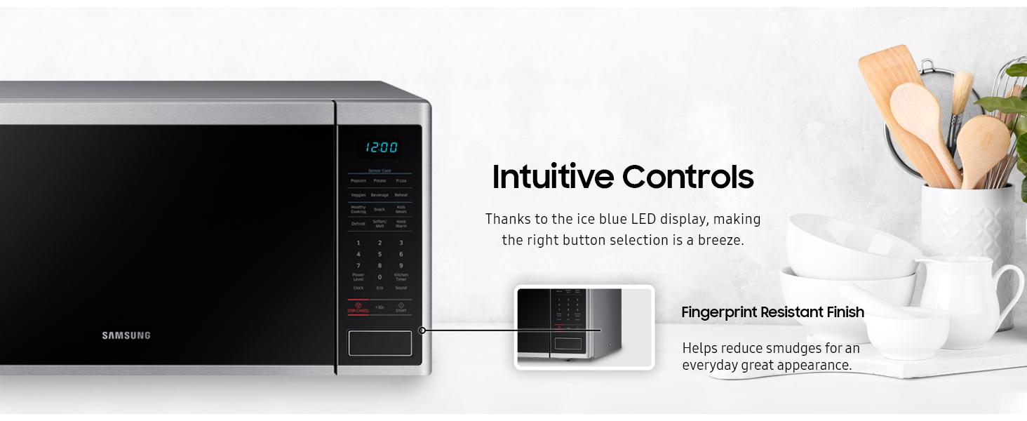 Intuitive Controls
