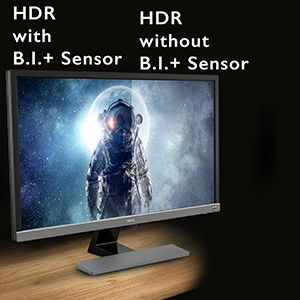 Breathtaking HDR + B.I.+ Sensor tech for the ultimate viewing experience