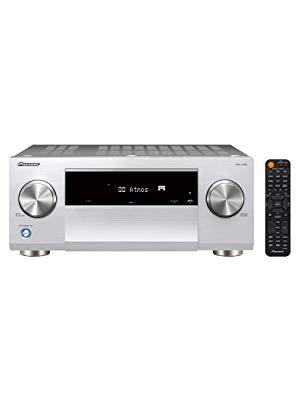 Pioneer VSX-LX504(S) Receptor AV 9.2 (215W/canal, Dolby ...