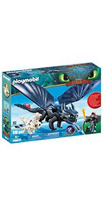 PLAYMOBIL DreamWorks Dragons 70038 Tagschatten und