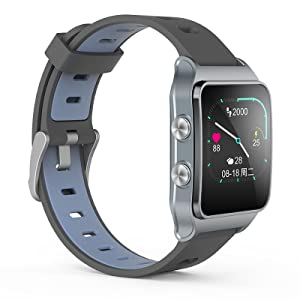 2d8240ccc Smartwatch con GPS real profesional con HRV y SWOLF. Entrénate como los  profesionales con el nuevo reloj deportivo con GPS real integrado Leotec  Training ...