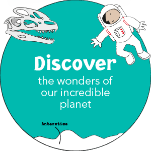 Discover the wonders of our incredible planet