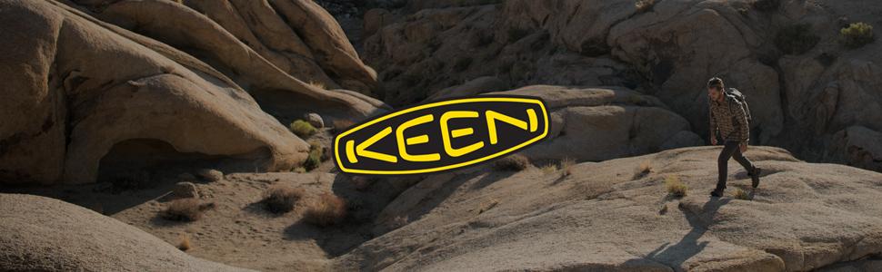 keen mens header hiker hiking hike