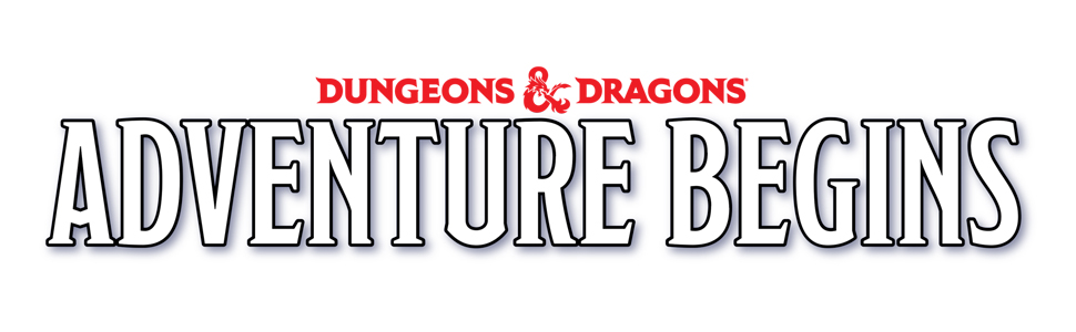 Amazon Com Dungeons Dragons Adventure Begins Cooperative Fantasy Board Game Fast Entry To The World Of D D Family Game For 2 4 Players 10 And Up Toys Games
