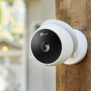 Amazon Com Kasa Cam Outdoor By Tp Link 1080p Hd Built