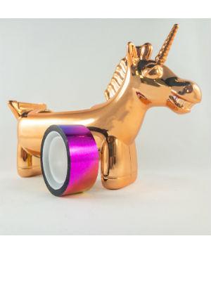 Unicorn Tape Dispenser In Rose gold