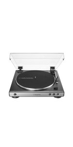 Amazon.com: Audio-Technica At-LP60X-GM Fully Automatic