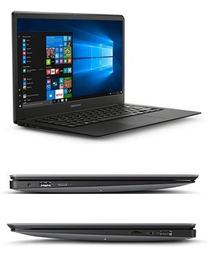 medion, erazer, portatil, portatil ligero, portabilidad, atom, intel, notebook