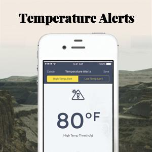Temperature Alerts