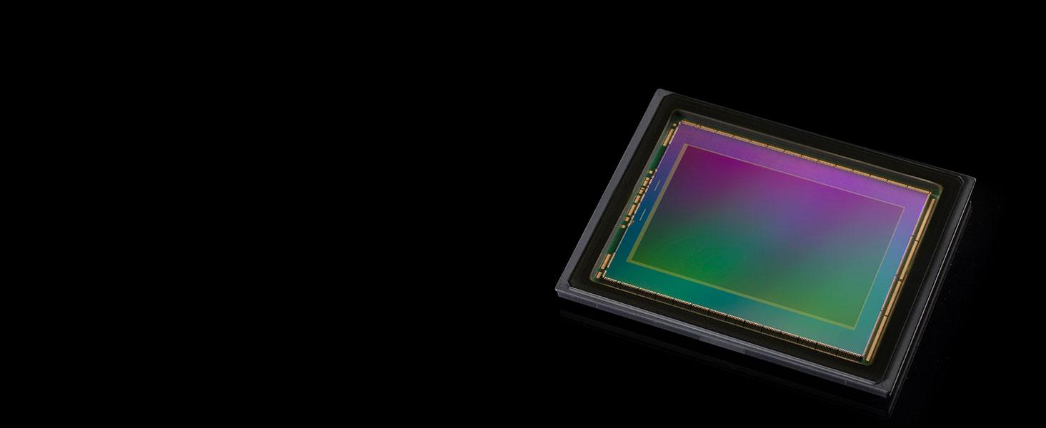 45 Megapixel CMOS Sensor