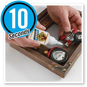 10 Second bond time