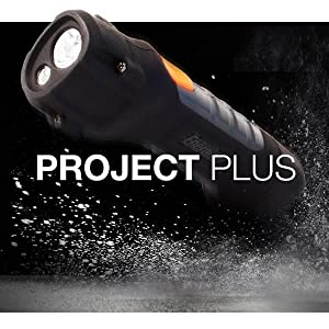 Project Plus, Hand Held, Cyclops, Black Diamond, Pelican, Surefire, High Lumens, Versatile
