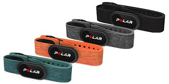 Polar h10 heart rate monitor