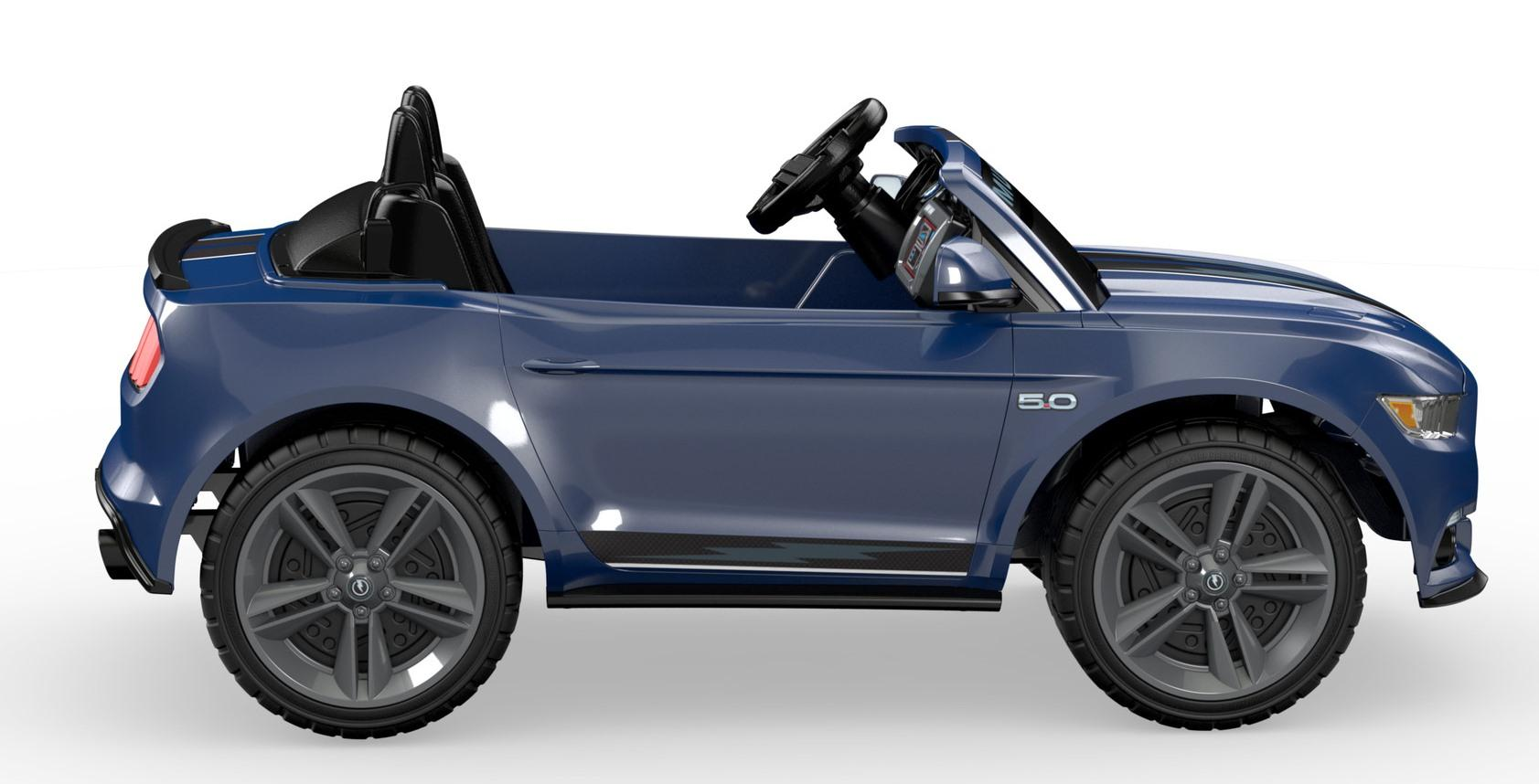 Power Wheels Mustang : Amazon power wheels smart drive ford mustang blue