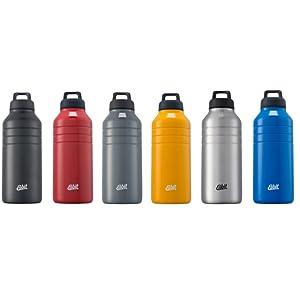 DB1000TL; Majoris; Esbit; Trinkflasche; Wasserflasche; Sportflasche; Edelstahlflasche; 1L