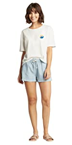 Womens Comfort Pull On Short to wear at the Beach or in the Sun. High quality and high craftsmanship