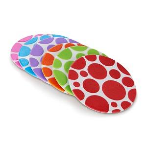 Munchkin Non Slip Grippy Dots Bath Mat Hot Detection