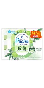 エリエール Puana(ピュアナ)ウエットティシュー 除菌ノンアルコールタイプ つめかえ用47枚×3P
