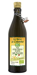 Olio exvo 100% italiano BIOLOGICO