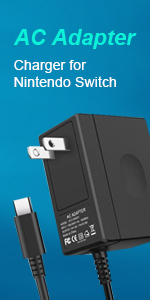 Nintendo Switch Charger