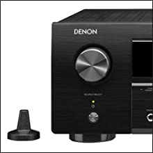 Denon AVR-X550BT mic tuning