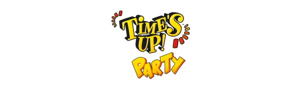 times up party logo