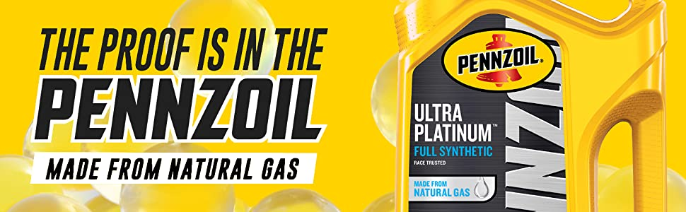 The Proof Is In The Pennzoil