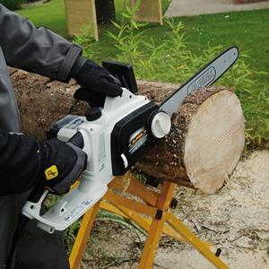 alpina, chainsaw
