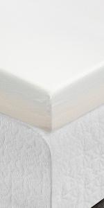 4 inch memory foam topper