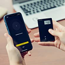 CoolWallet S - Bluetooth Hardware Wallet