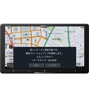 自動地図更新
