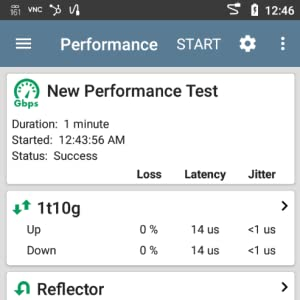 10G Line Rate Performance Test and Packet Capture