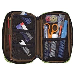 pen case, pencil case, supply case, lihit lab