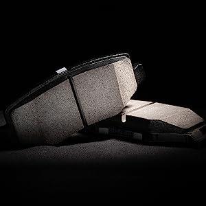 brake pads, powerstop, z17, low dust, noise free