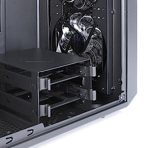 Fractal Design Focus G HDD cage