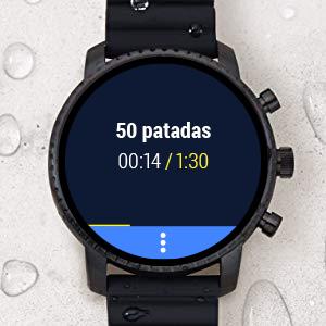 Fossil Smartwatch FTW4017: Amazon.es: Relojes