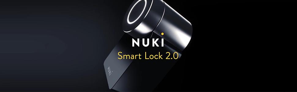 nuki smart lock bridge fob iphone cerradura abrepuertas electrónica cerradura automática homekit