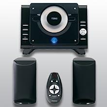 Digital CD Microsystem with AM/FM Radio
