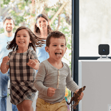 Vodafone V-Home monitorización