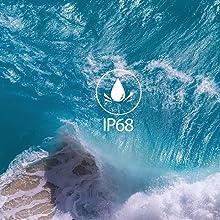 iphone ケース IP68防水