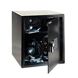 Yale YLV//200//DB1 Laptop Value Safe 15 mm Steel Locking