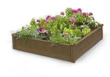 Amazon.com: Algreen Products 34004 Raised Garden Bed/Kit